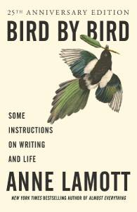 Front cover of Bird by Bird by Anne Lamott.