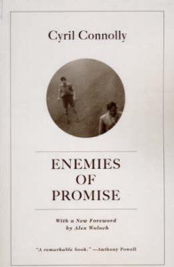 Front cover of Enemies of Promise by Cyril Connolly.