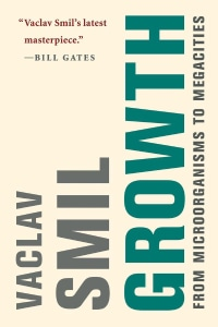 Front cover of Growth by Vaclav Smil.