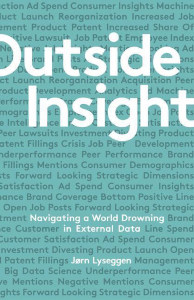 Front cover of Outside Insight by Jorn Lyseggen.