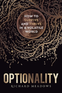 Front cover of Optionality by Richard Meadows.